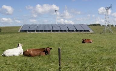 Toegelicht: windmolens en lage stroomprijzen
